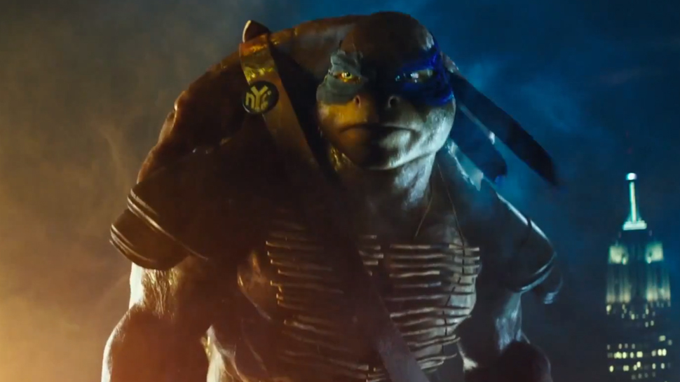 Cowabunga, Dude! This New TEENAGE MUTANT NINJA TURTLES Clip Has Us Excited