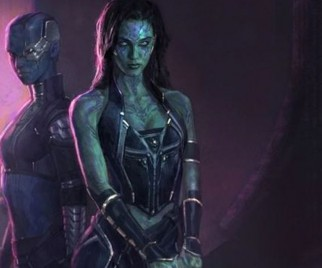 Andy Park's Alternate GUARDIANS OF THE GALAXY Concept Art is Deadly Cool
