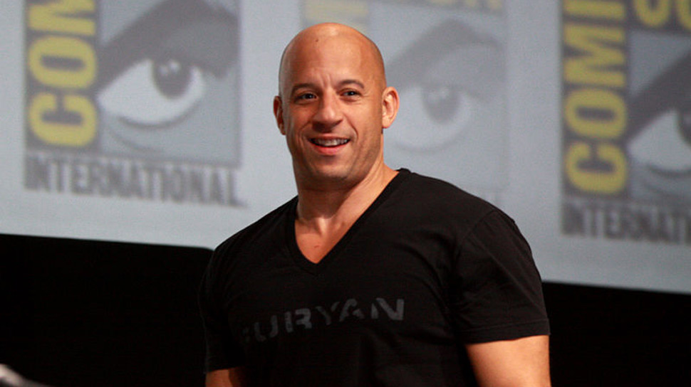 See Vin Diesel Cover Sam Smith's 'Stay With Me'