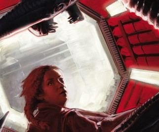 Comic Review: Dark Horse's ALIENS: FIRE AND STONE #1