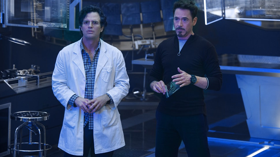 Robert Downey Jr and Mark Ruffalo Tease AGE OF ULTRON
