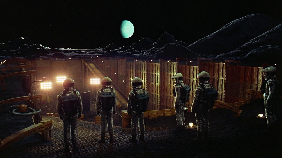 The Reissue Trailer for 2001: A SPACE ODYSSEY is an Odyssey By Itself