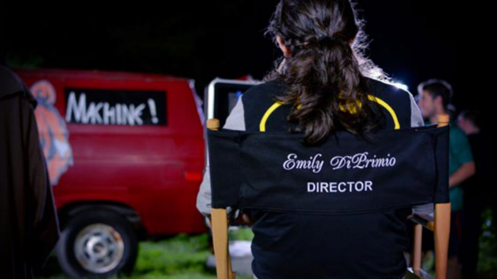 14 Year Old Director Emily DiPrimio on Her New Horror Film, CARVER