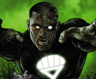 Exclusive: DC Comics' GREEN LANTERN CORPS #35 Preview