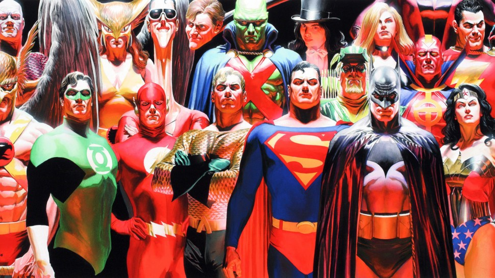 Movie Morsels: JUSTICE LEAGUE Villain Rumor, SUICIDE SQUAD Details, MACGRUBER 2 Updates, and More