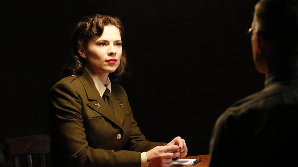 Hayley Atwell's Peggy Carter Will Appear in ANT-MAN