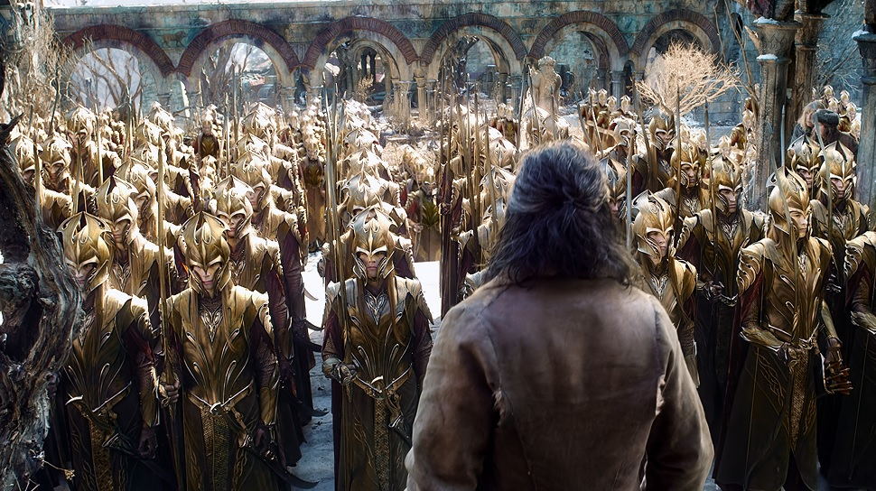 Full Trailer for THE HOBBIT: THE BATTLE OF THE FIVE ARMIES Is Light On Smaug