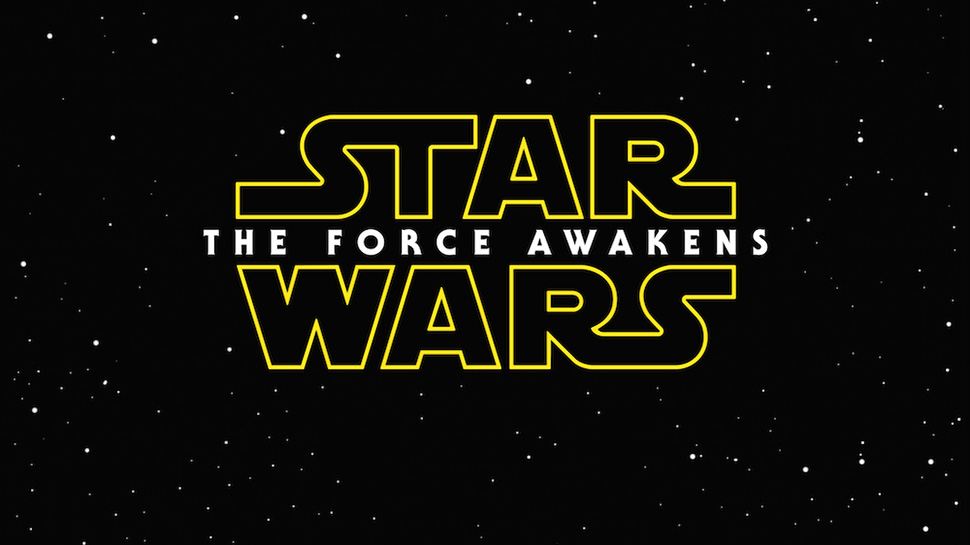 Breaking: STAR WARS: EPISODE VII Has a Subtitle: The Force Awakens