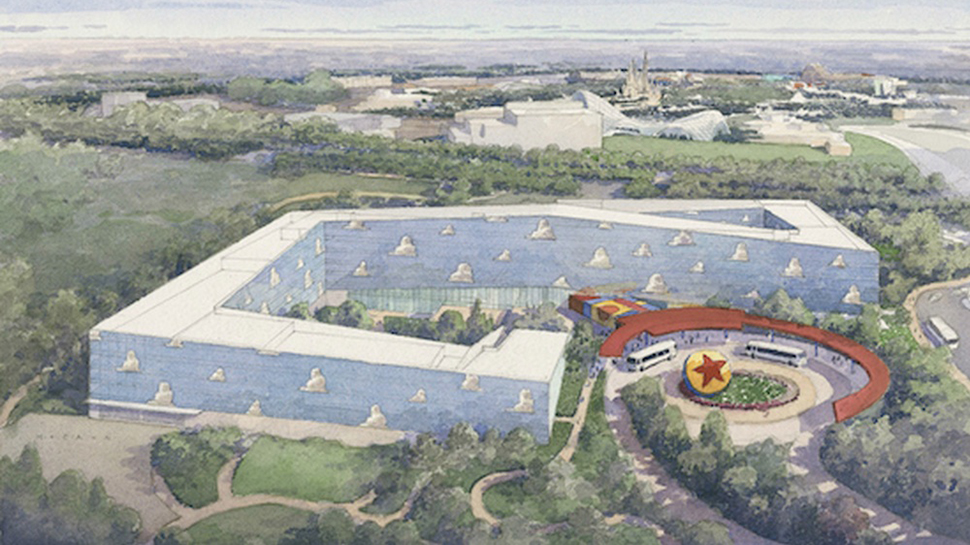 The Shanghai Disney Resort Will Have A Toy Story Hotel Nerdist