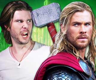 Why Nobody Can Pick Up Thor's Hammer & Answers to Your Questions!