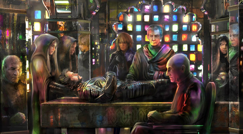Gallery: Gorgeous Concept Art from X-MEN: DAYS OF FUTURE PAST!