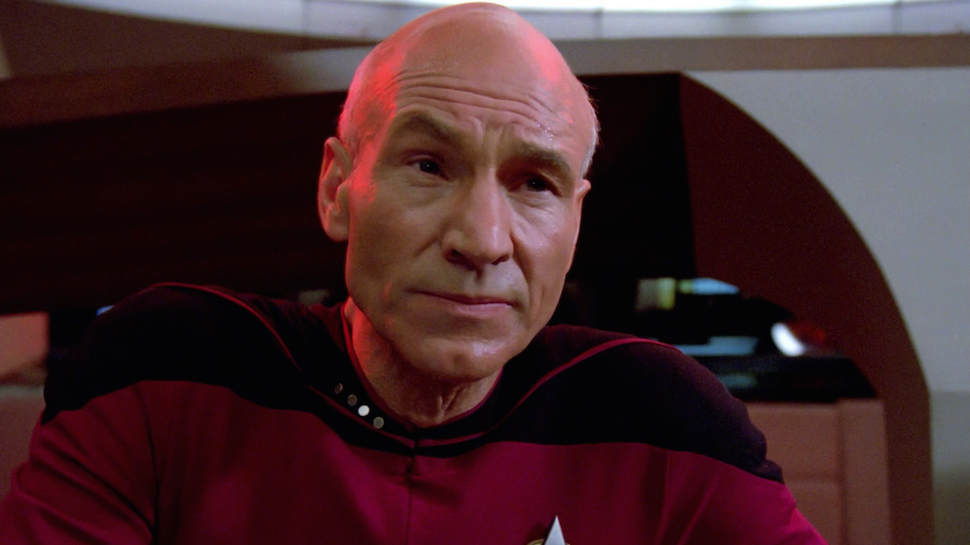 Patrick Stewart Says He'd Return for Quentin Tarantino's STAR TREK Movie