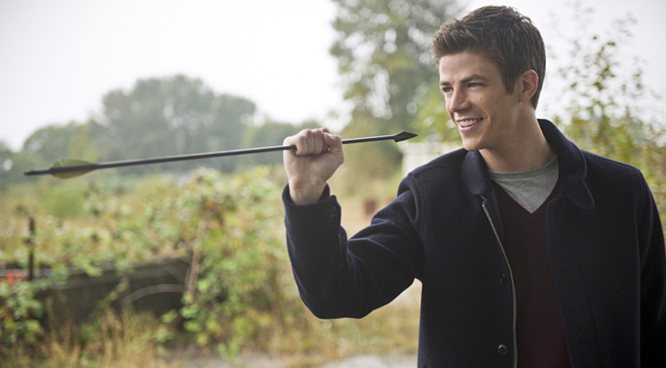 "THE FLASH Review: ""Flash vs. Arrow"""