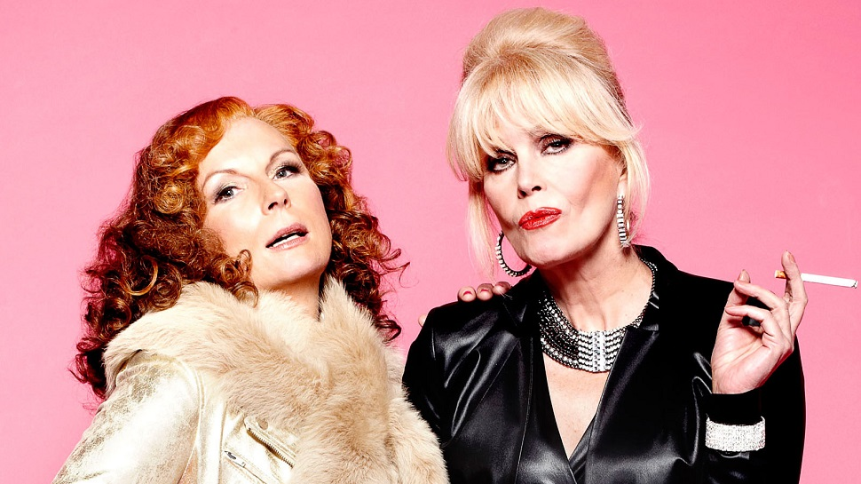 Jennifer Saunders Promises 2015 Start Date For the ABSOLUTELY FABULOUS Movie