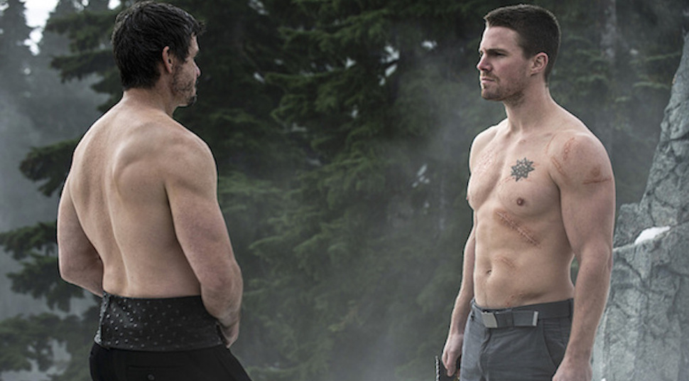 "The ARROW Cast on Oliver Queen's ""Death"", Ray Palmer's Future, and the Birth of the New Canary!"