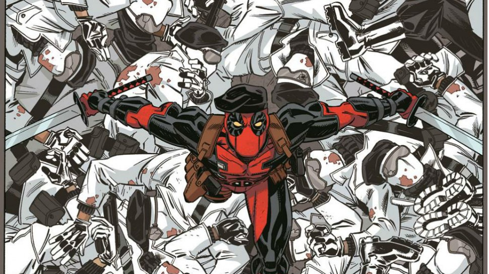 Exclusive: Gerry Duggan and Jordan D. White on the Death of Deadpool in Marvel's DEADPOOL #250 (A.K.A. #45)