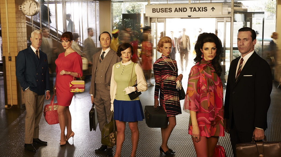 MAD MEN's Final 7 Episodes Get a Start Date
