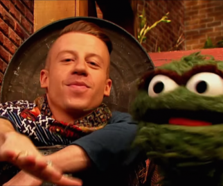 Music Dispatch: Macklemore Gets Some Sesame Street Cred; The Decemberists Stream New Album