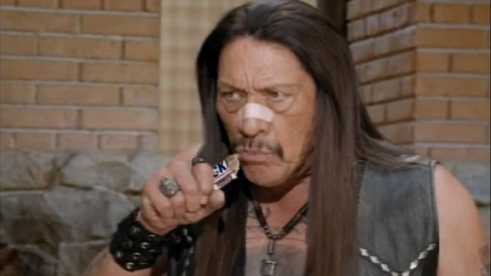 Watch Danny Trejo's Very Brady Super Bowl Snickers Commercial
