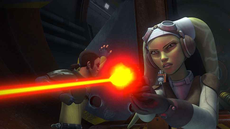 "STAR WARS REBELS Recap: ""Vision of Hope"""