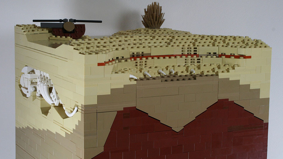 Detailed LEGO Diorama Shows How Boba Fett Escaped the ...