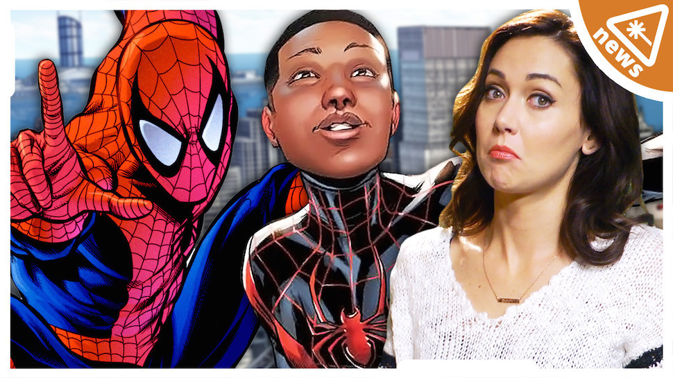 Marvel's New Spider-Man Probably Won't Be Peter Parker