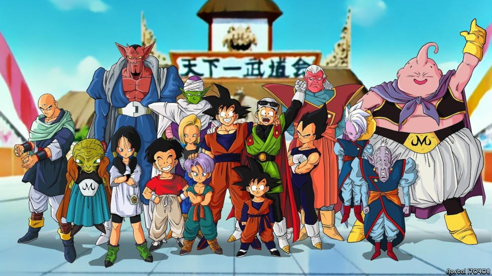 liste episode dragon ball z