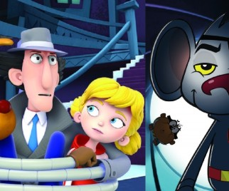 Netflix To Launch Reboots of INSPECTOR GADGET and DANGER MOUSE