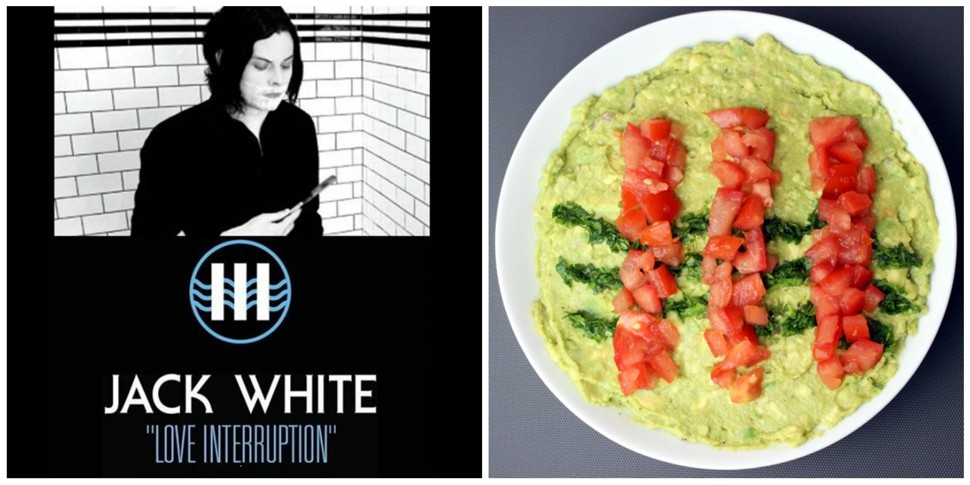 Let's Guac And Roll With Jack White's Guacamole!