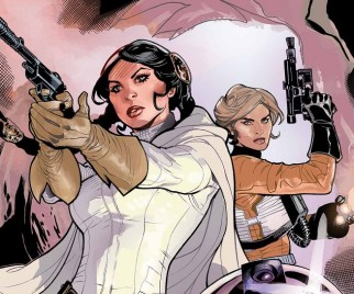 Comics Relief: Princess Leia Is Marvel's Latest Solo Heroine, Valiant Turns 25, & Superman Gets A Statue In His Birthplace