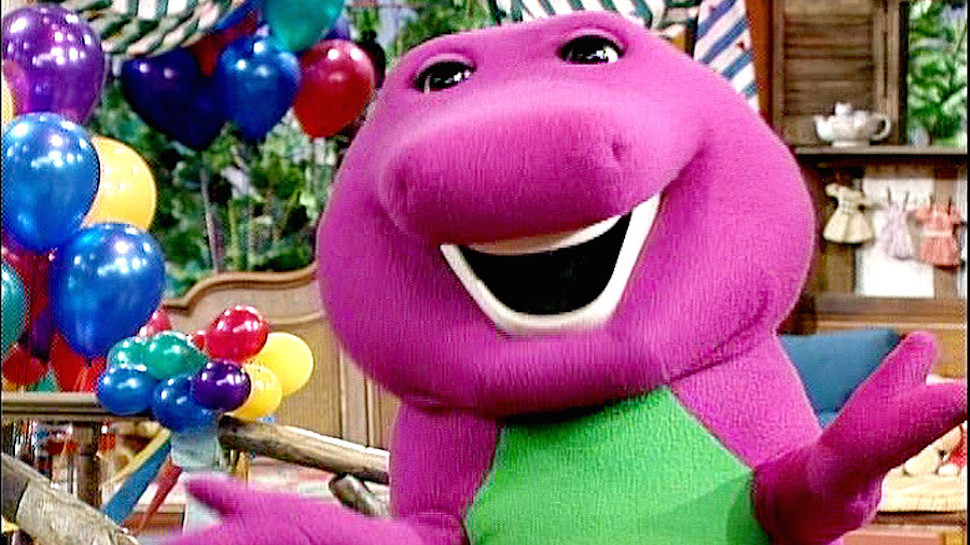 You Do Not Want to Love a Scientifically Accurate BARNEY