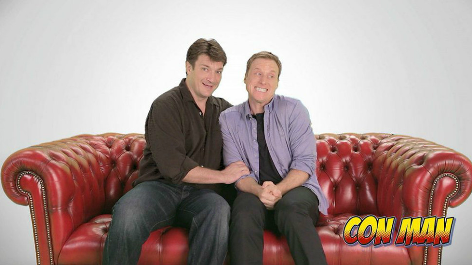 Exclusive: Seven More Stars Announced for Alan Tudyk and Nathan Fillion's Web Series CON MAN!