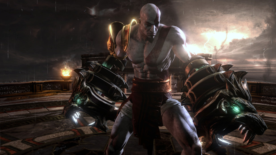 GOD OF WAR 3 REMASTERED Coming to PS4 July 14th