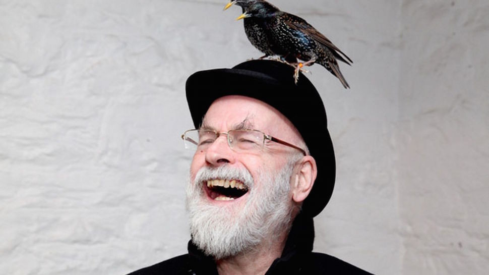 Legendary Fantasy Author Terry Pratchett Dies at 66