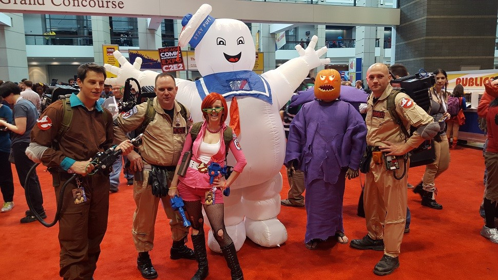 The Best Cosplay of C2E2