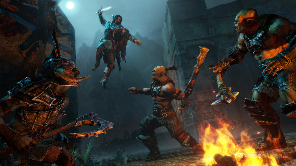 MIDDLE-EARTH: SHADOW OF MORDOR is Getting a Precious Game of the Year Edition