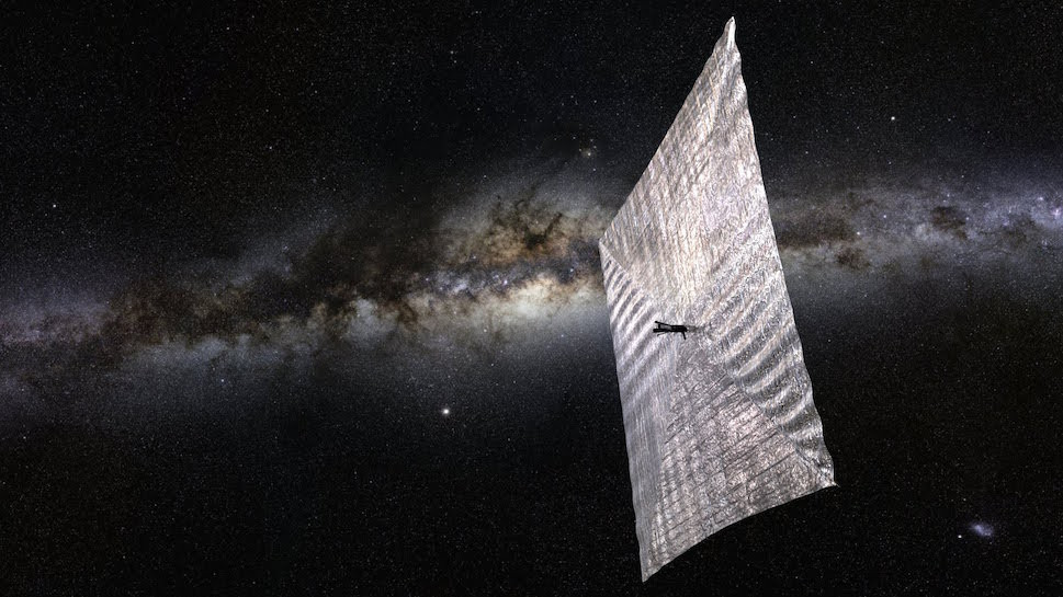 Bill Nye and The Planetary Society Successfully Launch LightSail