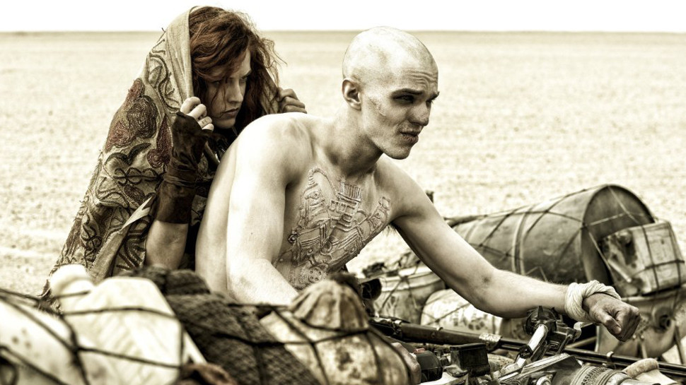 Movie Morsels: MAD MAX: FURY ROAD Featurettes, Anne Hathway's Kaiju Movie, and More