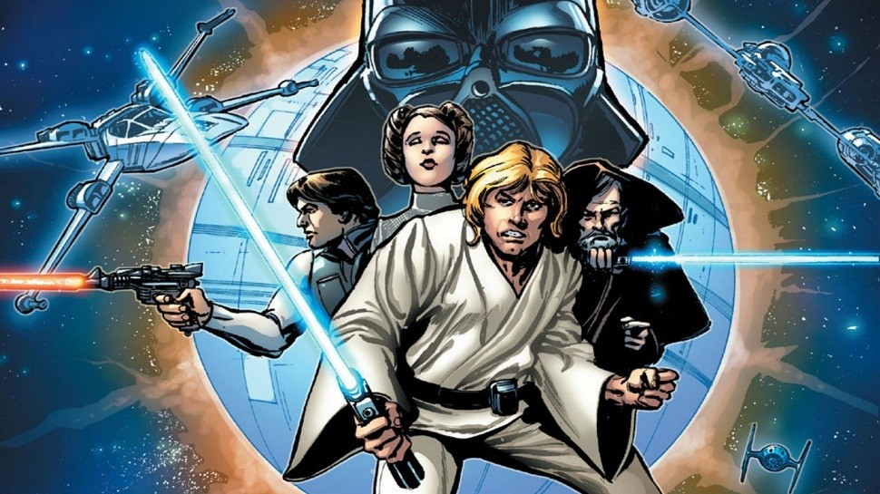 Comics Relief: Marvel & IDW Team Up For STAR WARS, Daniel Clowes' New OGN, & More