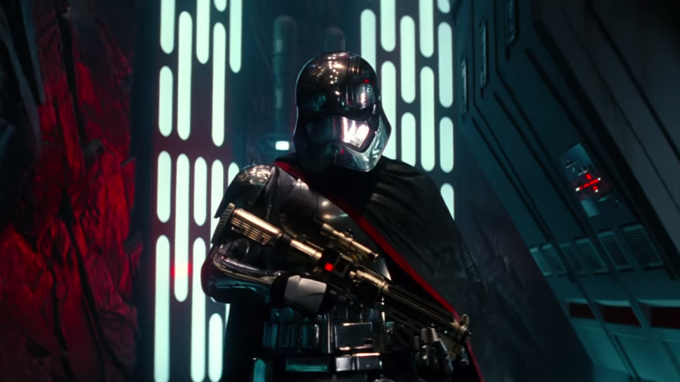 Meet Gwendoline Christie's Character in STAR WARS: THE FORCE AWAKENS