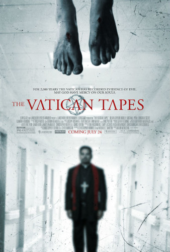 The Vatican Tapes One Sheet