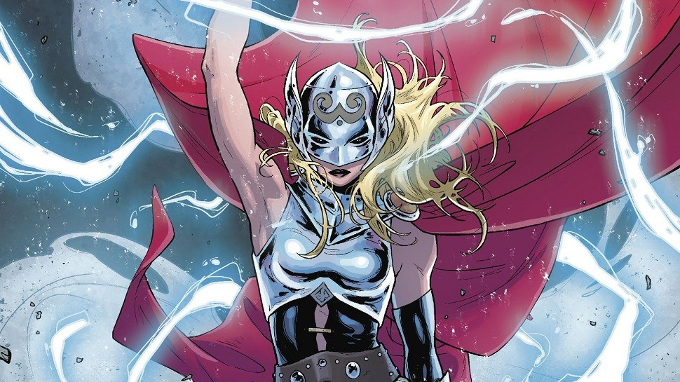 Image result for lady thor