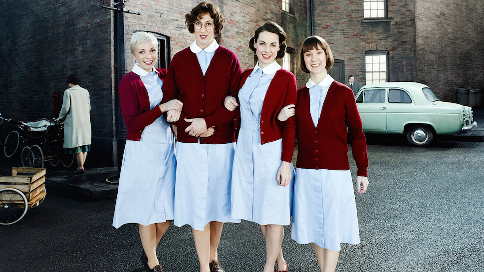 Stream This: CALL THE MIDWIFE on Netflix