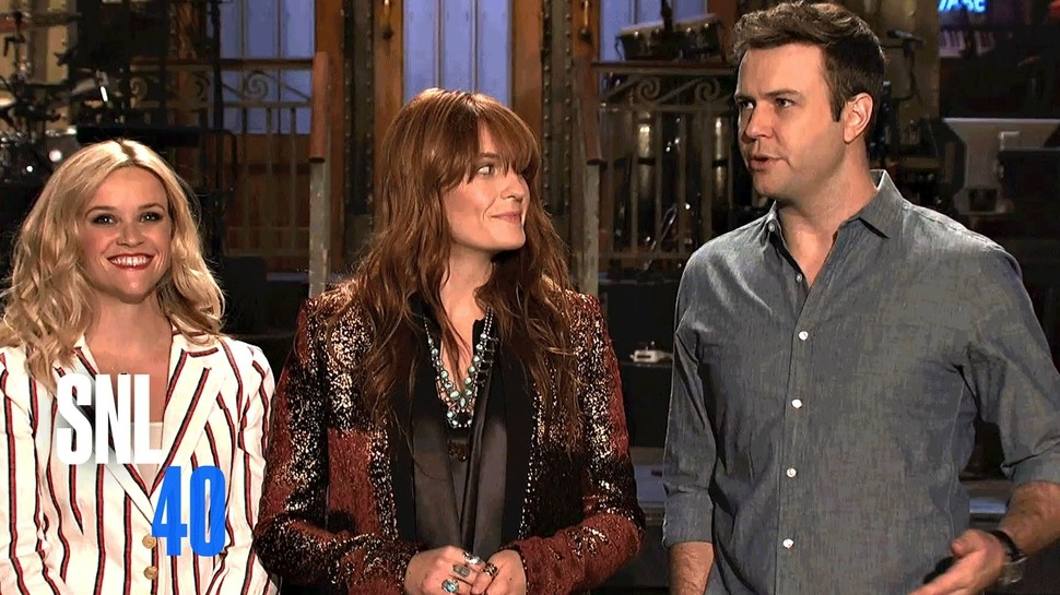 SNL Recap: Reese Witherspoon and Florence + The Machine