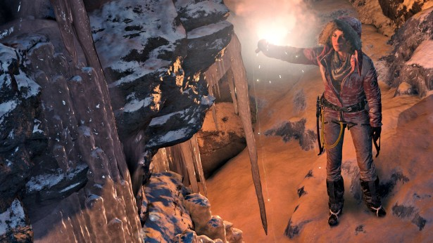 Lara Croft Rise of the Tomb Raider