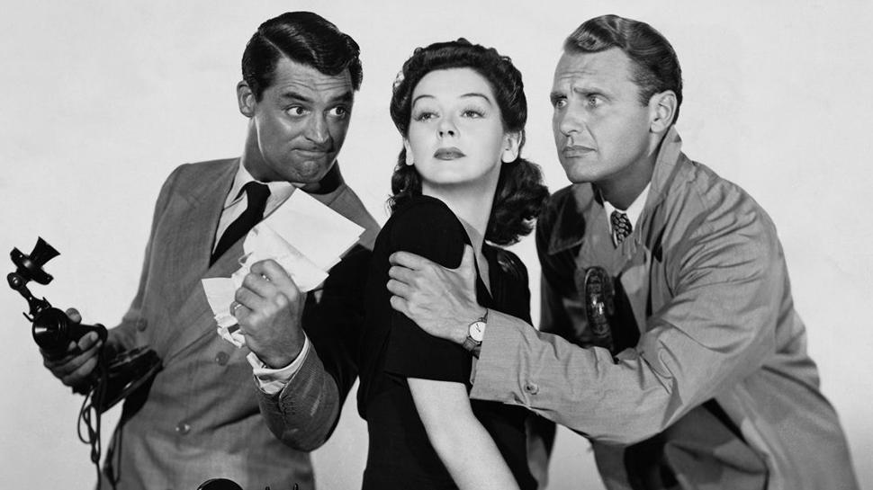 Classic Films: HIS GIRL FRIDAY