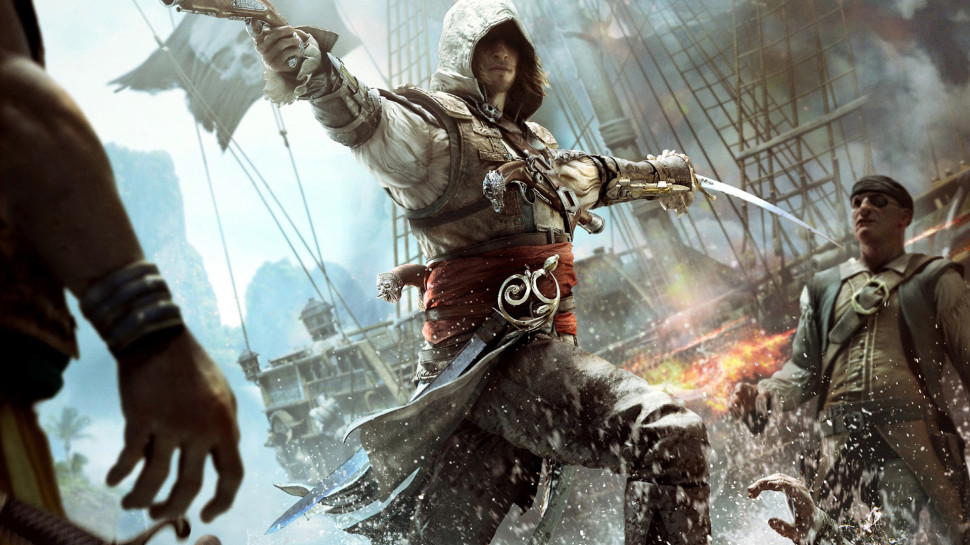 What's Free This Month: July Brings Some Pirate Fireworks with ASSASSIN'S CREED IV: BLACK FLAG