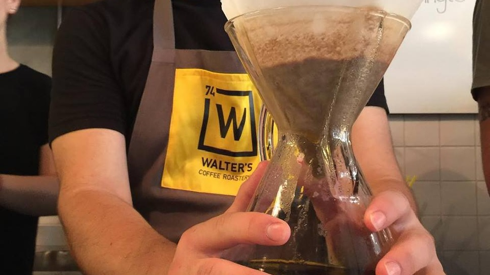 Visit Istanbul's BREAKING BAD-Themed Coffee Shop