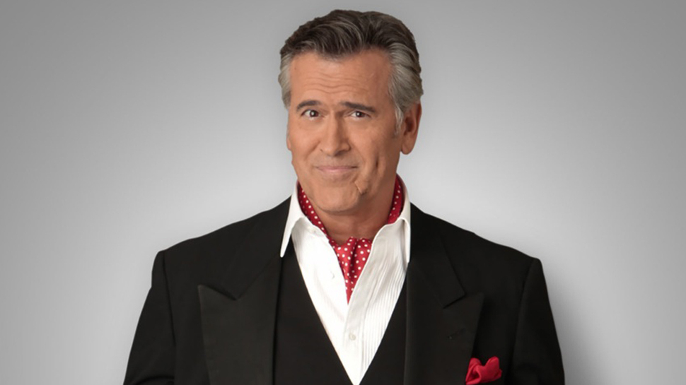 BRUCE CAMPBELL HORROR FILM FESTIVAL 2015 Schedule Announced for WIZARD WORLD CHICAGO
