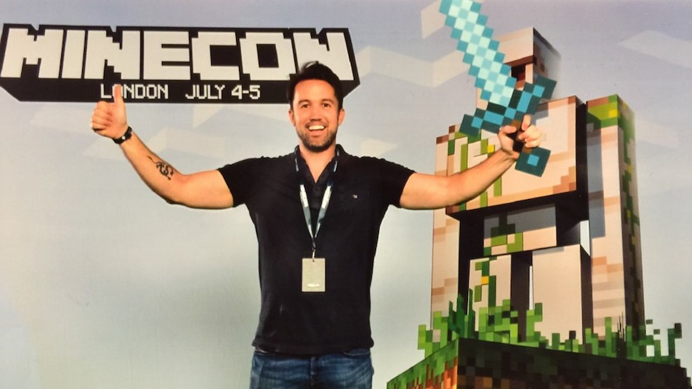 Gaming Daily- IT'S ALWAYS SUNNY IN PHILADELPHIA's Rob McElhenney to Direct MINECRAFT Movie